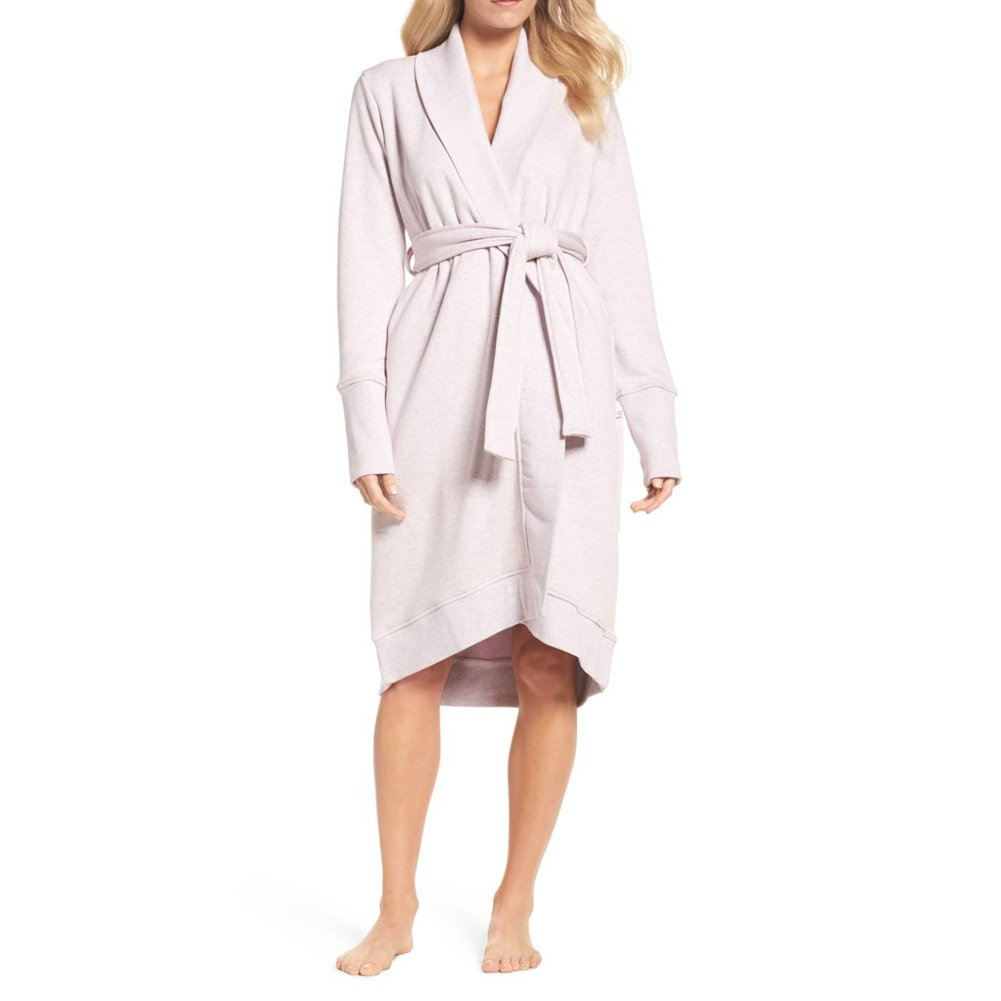 UGG Women's Karoline Shawl Robe Starlight Heather Medium by UGG