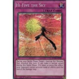 Yu-Gi-Oh! - Hi-Five the Sky (WSUP-EN030) - World Superstars - 1st Edition - Prismatic Secret Rare by Yu-Gi-Oh!