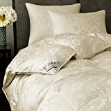 Snowdon by Sferra - Twin Duvet 71x86 36 Oz Heavy (White)