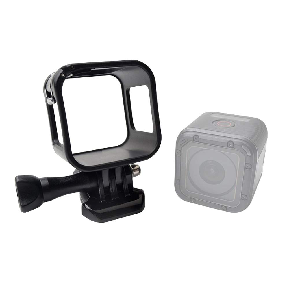 HeroStore 2PCS Sponge Windproof Cover Wind Noise Reduction Foam Cage with Protective Border Frame Case for GoPro Hero 4 Hero 5 Session by HeroStore (Image #2)