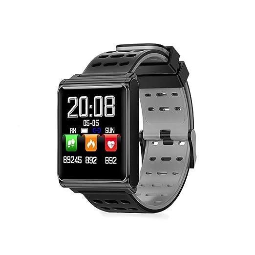 MRMRMR- Reloj Inteligente,Smartwatch Hombre Mujer Pulsera ...