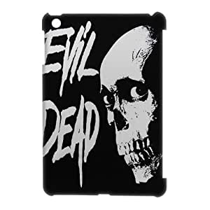Qxhu Evil Dead patterns Protective Snap On Hard Plastic Case for Ipad Mini 3D case