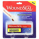 WoundSeal Powder, 4 Each by Woundseal (Pack of 2)