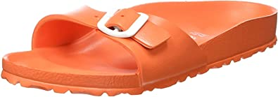 Birkenstock Madrid EVA Sandals, Orange