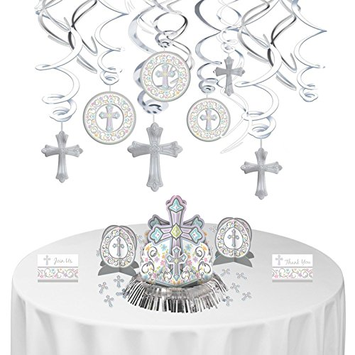 Special Day Religious Party Supplies - Decoration Kit