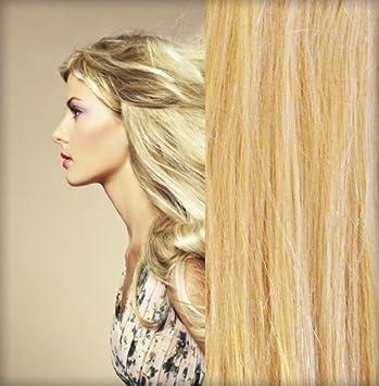 Amazon gogodiva clip in hair extensions 100 human remy hair gogodiva clip in hair extensions 100 human remy hair 613 bleach blonde colour 18 inches pmusecretfo Choice Image