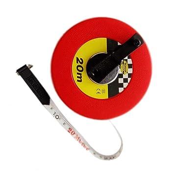 10m Maßband Rollbandmaß Rollmaßband Messband Bandmaß Rollmaß Kapselmaßband Band