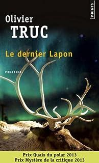 Le dernier Lapon : roman