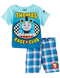 Thomas The Train Toddler Boys Race Club Shorts Set