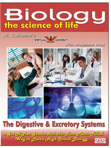 Digestive & Excretory Systems - Excretory Systems