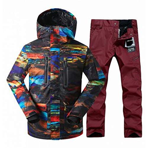 Respirante A5 Vêtements nbsp;male Ski Combinaison nbsp; Jacket Imperméable nbsp; Kunhan Hommes nbsp; Board nbsp; Board vent Pour Double Single De nbsp;snowboard Coupe Awdnqq1z