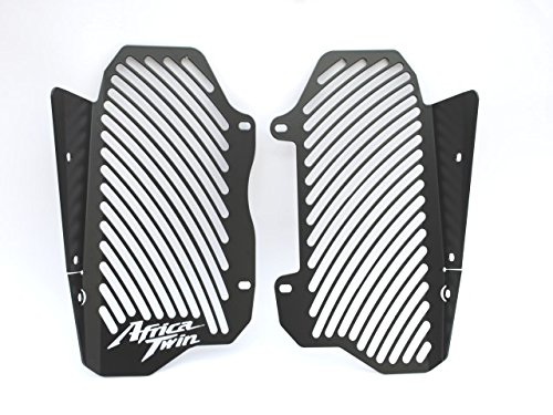 Honda Africa Twin CRF 1000L Radiator Water Cooling Cover 5215 RoMatech