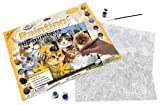 Royal & Langnickel Painting by Numbers Junior Large Art Activity Kit, Cats Montage