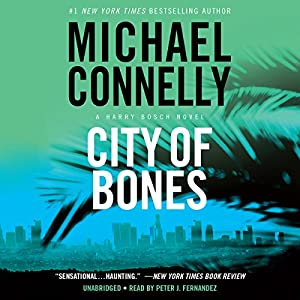 City of Bones: Harry Bosch Series, Book 8 Audiobook