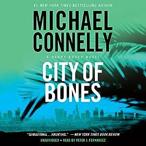City of Bones: Harry Bosch Series, Book 8 Audiobook