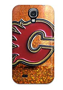 AnthonyJNixon Galaxy S4 Hybrid Tpu Case Cover Silicon Bumper Calgary Flames (54)