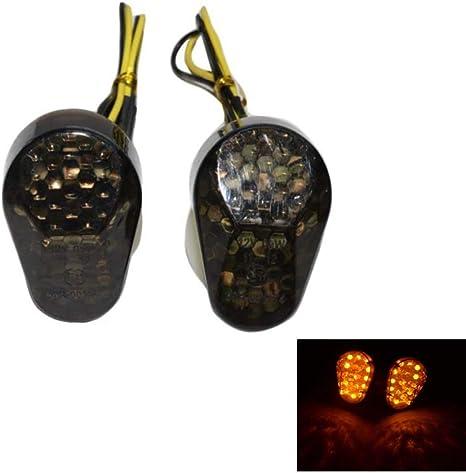 Amazon.com: Bombilla LED intermitente para motocicleta ...
