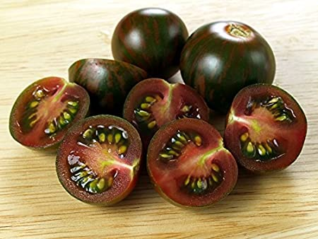Tomate Black Cherry seeds - Lycopersicon esculentum - 130 semillas