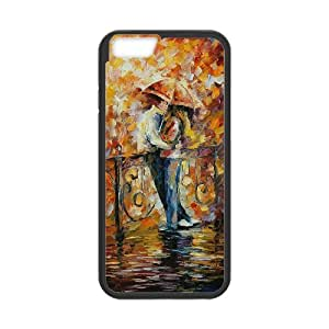 """J-LV-F Cover Shell Phone Case The Kiss For iPhone 6 (4.7"""")"""