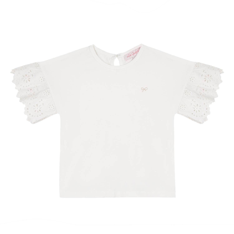 Lili Gaufrette T-Shirt Bambina
