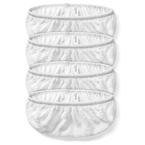 SH-MOP SH-WIPE TERRY CLOTH MOP COVER FOR, 4 PACK ()