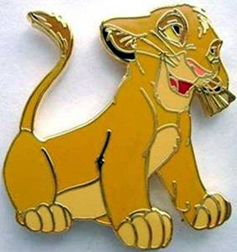 Disney Pin #7027: Lion King - Simba with Floppy Ears ()