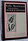 Life Sentence, Nina Cassian, 0393027864