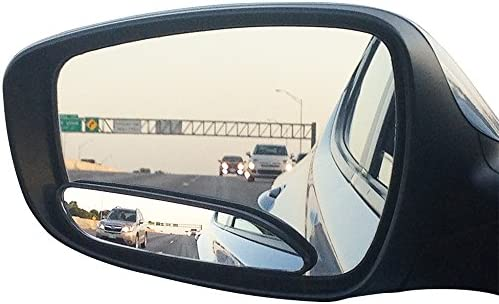 HWHCZ Blind spot mirrors parking aid mirror,compatible with blind spot mirrors Mitsubishi ASX Size : A 360/°rotation Eliminating blind spots,2 pack