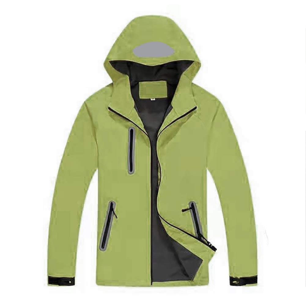 Waterproof Ski Snow Jackets with Detachable Hood Winter Windproof Rain Jackets Hoodies Coats Men Women Winter Warm Outfits by MacRoog