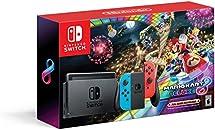 Nintendo Switch w/ Mario Kart 8 Deluxe