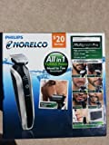 Philips Norelco All in 1 Turbo Power Head to Toe Grooming Kit Multi Groom Pro