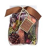 Cinnamon Cider Large Decorative Fragrance Bag 14 Ounces by Aromatique