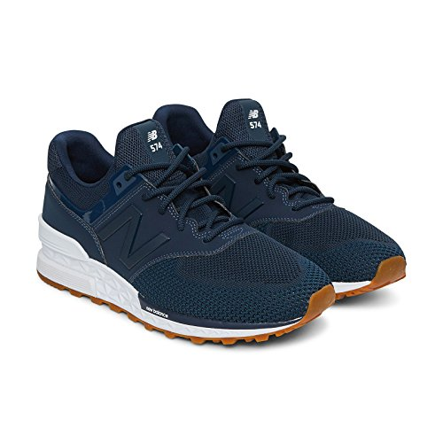 MS574 Emb Azul Blue New Balance q6wpzg