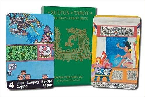 Xultun Tarot: The Maya Tarot Deck: Amazon.es: Peter Balin ...