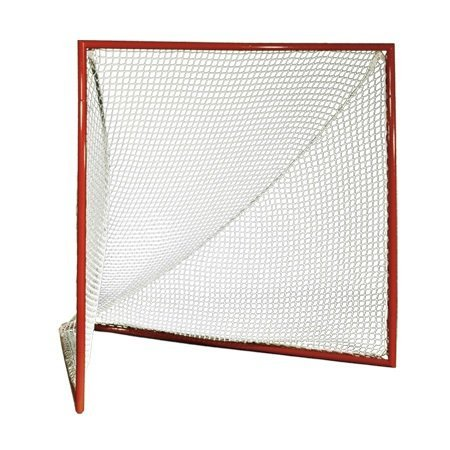 Predator Sports High School Lacrosse Goal with 5mm Net 6 Feet x 6 Feet