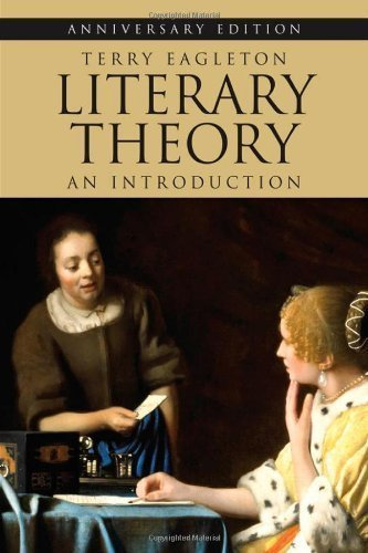 Literary Theory: An Introduction 3rd (third) Edition by Eagleton, Terry published by Univ Of Minnesota Press (2008)