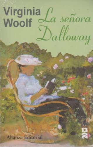 Read Online By Virginia Woolf La senora Dalloway/ Mrs. Dalloway (13-20) (Spanish Edition) (2 Poc Tra) [Paperback] pdf