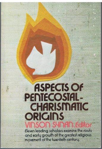 Aspects of Pentecostal-Charismatic Origins by Brand: Bridge Logos Pub