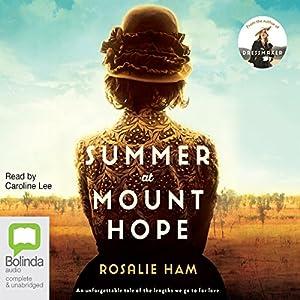 Summer at Mount Hope Audiobook