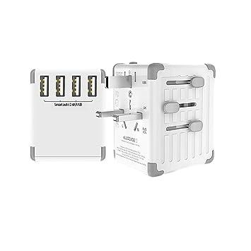 Conector de conversión para uso en el extranjero, Universal Global ...