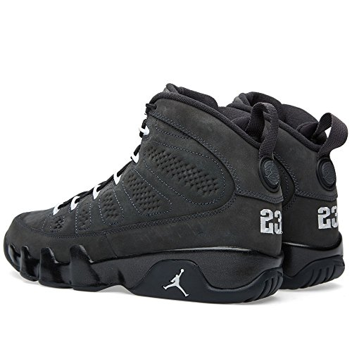 AIR JORDAN 9 RETRO 'ANTHRACITE' -302370-013 - SIZE 9.5