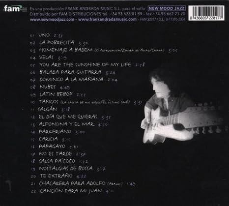Solo Guitarras: Luis Salinas: Amazon.es: Música