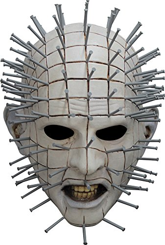 Hellraiser Pinhead Mask (Halloween Mask- Hellraiser 3- Pinhead Mask -Scary Mask)