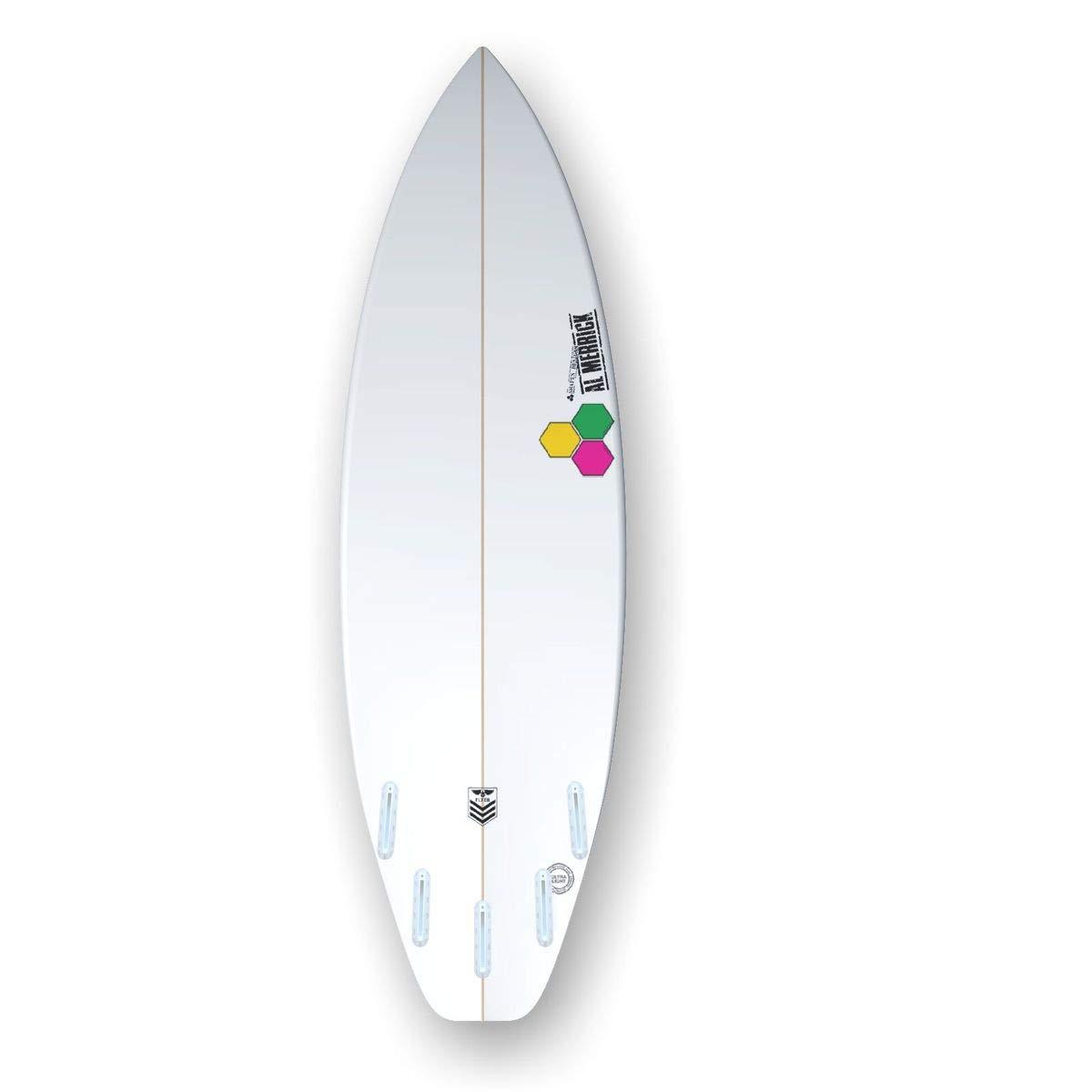 Tabla de Surf Channel Islands al Merrick New Flyer 5.10 Futures Thruster: Amazon.es: Deportes y aire libre