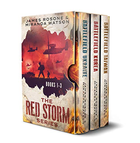 The Red Storm Series Box Set: Books One - - Corps Army Vs Marine