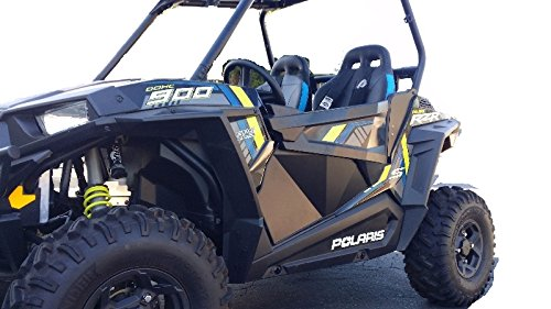 Panel Inserts - 2015-2019 Polaris RZR S 900 Lower Door Insert Panels 60