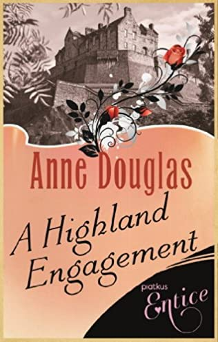book cover of A Highland Engagement
