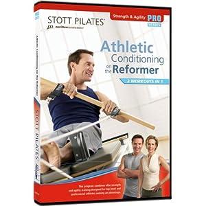 STOTT PILATES Athletic Conditioning on the Reformer (English/Spanish)