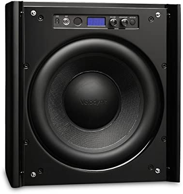 Velodyne 80-DDP15BG Digital Drive PLUS 15-Inch 117V 60Hz Subwoofer (Ebony High Gloss)