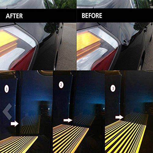 WHDZ 72Pcs Car Body Paintless Repair Removal Tools Automotive Door Ding Dent Silde Hammer Glue Puller Repair Starter Set Kits For Car Hail Damage And Door Dings Repair by WHDZ (Image #6)